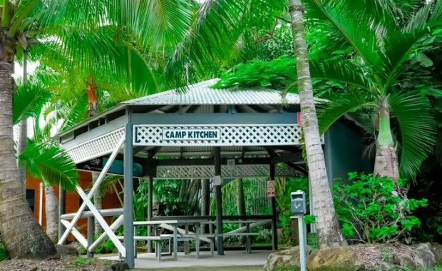 Camping and Caravanning Airlie Beach